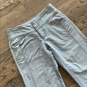 Athleta bootcut nylon pants